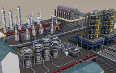 AutoCAD Plant 3D 2020