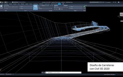Diseño de Carreteras con Civil 3D 2020