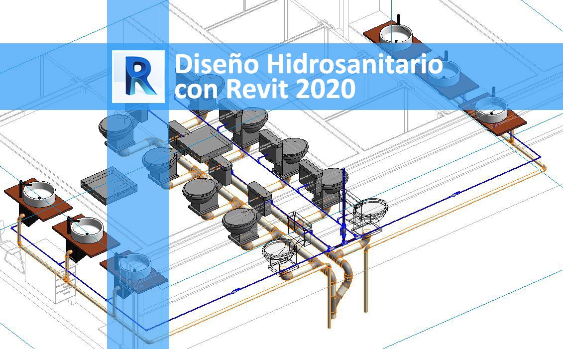 Diseño Hidrosanitario con Revit 2020