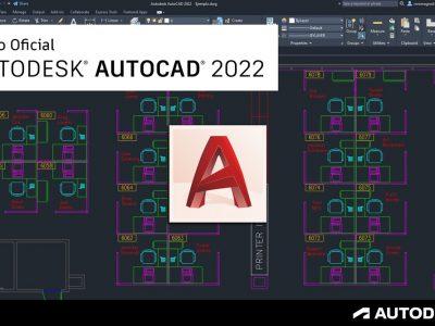 Especialización en AutoCAD 2022