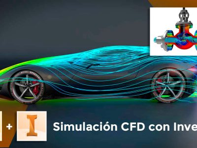Simulación en CFD con Inventor