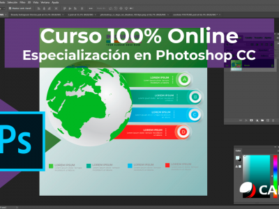Especialización en Photoshop CC 2020