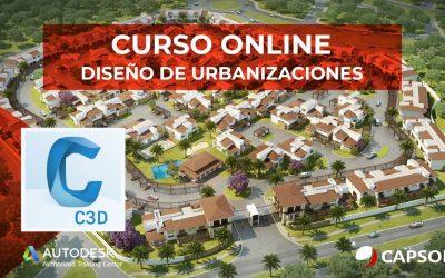 Diseño de Urbanizaciones con Civil 3D