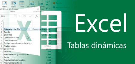 Tablas Dinámicas con MS Excel